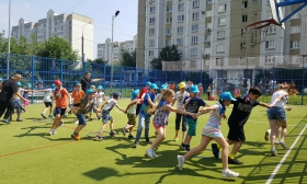 """Спортивные состязания под названием """"Олимпиец"""" прошли в Митино"""