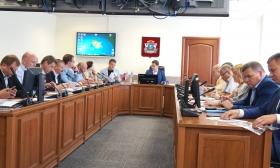 В СЗАО состоялось заседание Политического совета!