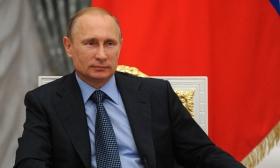 Владимир Путин поздравил «ЕДИНУЮ РОССИЮ» с 15-летием