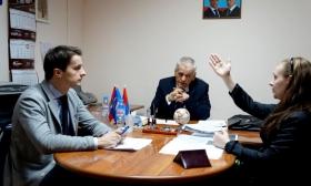 Геннадий Онищенко: «Обращения, поступившие ко мне на приемах, требуют внимательного и детального рассмотрения»