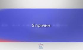 Пять причин голосовать за «Единую Россию»