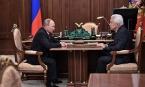 Путин назначил Васильева врио главы Дагестана