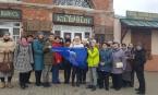 Митинские единоросы поздравили ветеранов района с Днем воинской славы России и подарили им поездку в Коломну