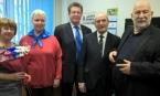 «ЕДИНАЯ РОССИЯ» поздравляет на районном уровне российских полицейских с профессиональным праздником