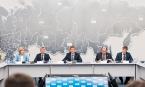 XVII Съезд «Единой России» пройдет в Москве 22-23 декабря