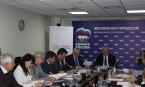 В столице прошло заседание Региональной контрольной комиссии
