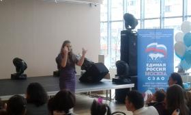 Фестиваль творчества для детей с ограниченными возможностями прошел в ДК «Салют»