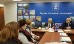 Жители района Хорошево-Мневники поставили перед своим избранником серьезные вопросы о реновации