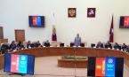 Московский штаб народной дружины отметил 25-летие со дня основания