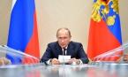 Путин дал ряд поручений в связи с пожаром в Кемерово