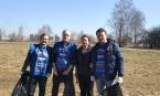 Единороссы из СЗАО приняли участие в общегородских субботниках