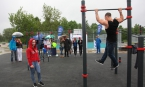В Строгино прошло открытие фестиваля #зожФестиваль