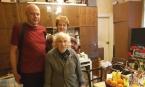 Депутаты муниципального округа Покровское-Стрешнево поздравили местных жителей с 9 Мая