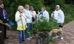 Партийцы провели экологическую акцию в международные день защиты окружающей среды