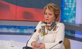 Матвиенко: Пенсионная реформа не будет шоковой терапией
